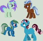 Pony Adopts 6