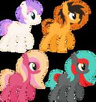 Pony Adopts