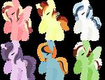Minimal Pony Adopts