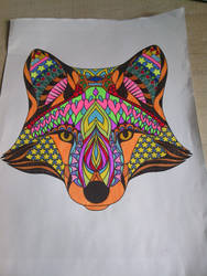 Fox 2 by Kanhz