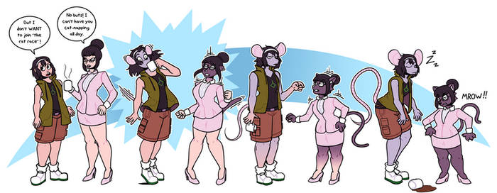 CMSN- Rat Race