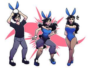 CMSN- Funny Bunny