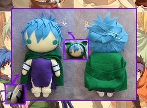 Aurora Plush Toy