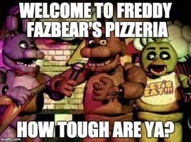 FNAF Meme by FrostedOpaI