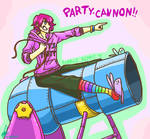 PARTY CANNON!