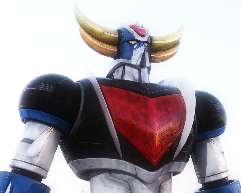 Le plus beau de tous les robots Grendizer_goldrake_render_test_by_zer013-d30owrz