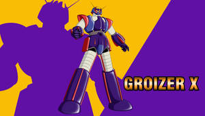 Groizer X Wallpaper