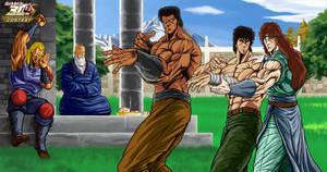 Hokuto No Ken - Before war, before hate...