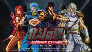 Hokuto No Ken - Legendary Warriors