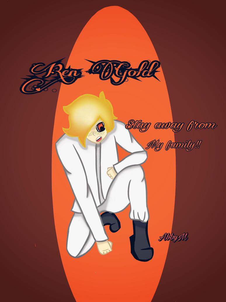 Ren Gold  by littlerozebud