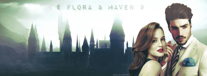 Maven et Flora