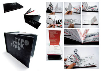 Book: TYPO TYPK TYPO by Typografiks