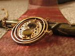 Hermione's Wand and Time Turner