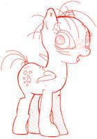 Fallout Equestria Ditzy x2 by ColgateFIM