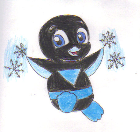 LU: Frosty Penguin by KessieLou