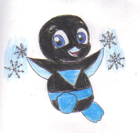 LU: Frosty Penguin by KessieLou