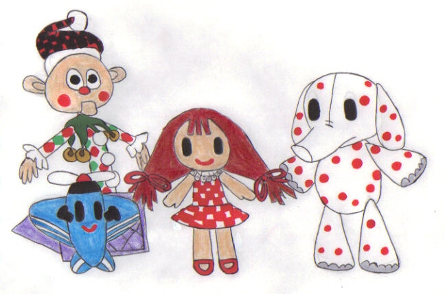 The Misfit Toys by KessieLou on DeviantArt