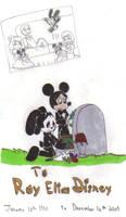 Tribute to Roy Disney