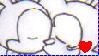 OswaldxFanny Stamp by KessieLou