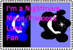 Princess Luna-NM Fan Stamp by KessieLou