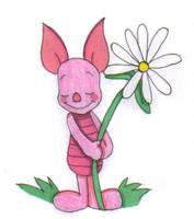 Sweet Little Piglet by KessieLou