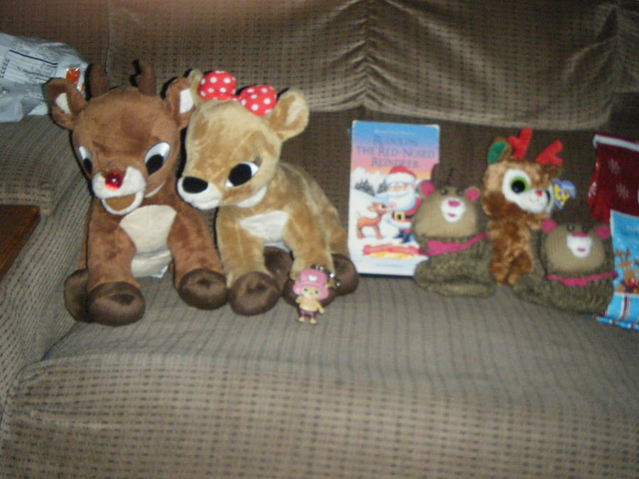 My Reindeer Collection by KessieLou