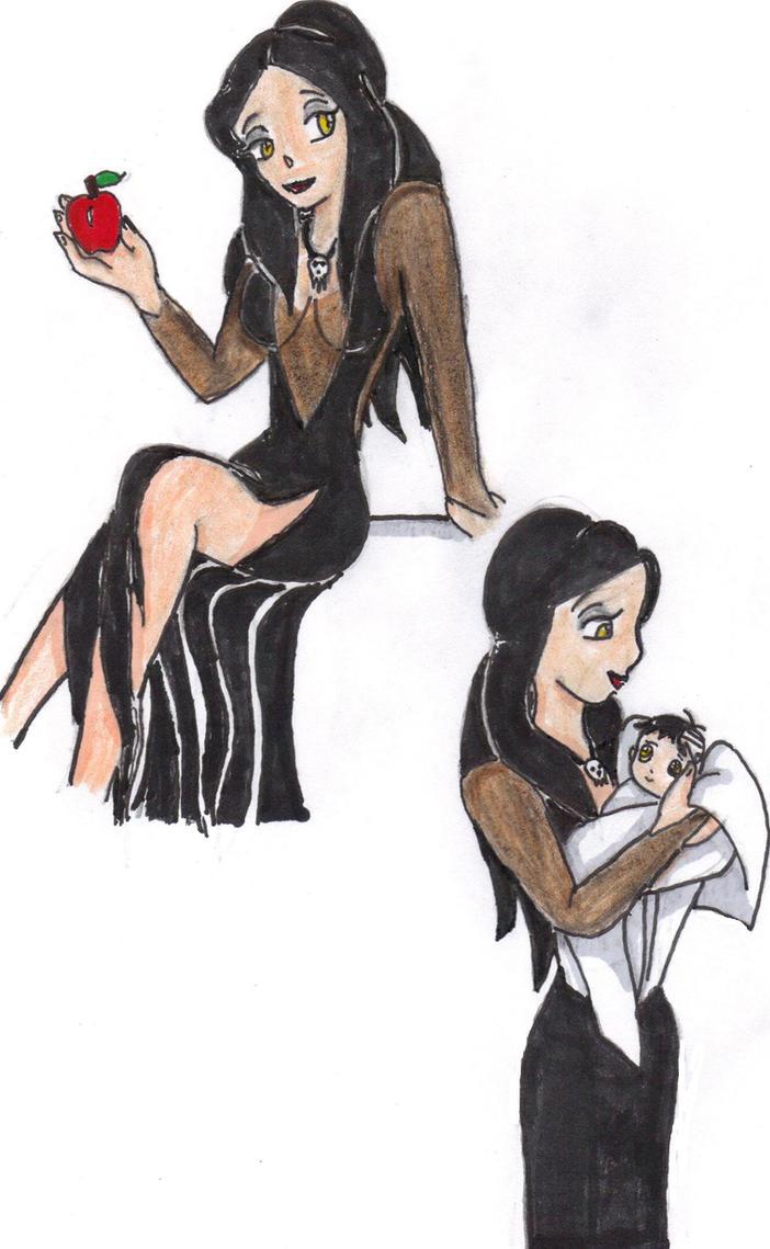 Lady Evangeline Death by KessieLou