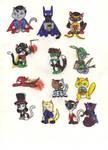 Justice Kitties