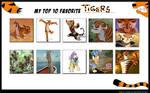 My Favorite Tigers