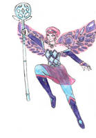 Glimmer, The Princess of Light by KessieLou