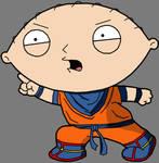 Dragonball Stewie