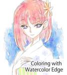 MediBang Watercoloring Tutorial