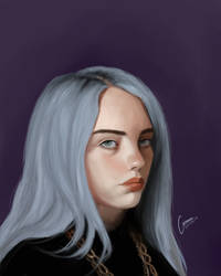 Billie Eilish / Artist: Kooki by medibangadmin