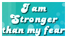 Stronger than my fear by Sorceress2000