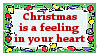Christmas Stamp by Sorceress2000