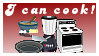 Cooking stamp by SerenEvy