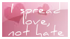 Spread Love by SerenEvy