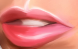 Labios by SerenEvy