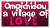 Village of Love by SerenEvy