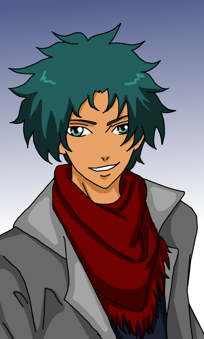 New bishie by Sorceress2000
