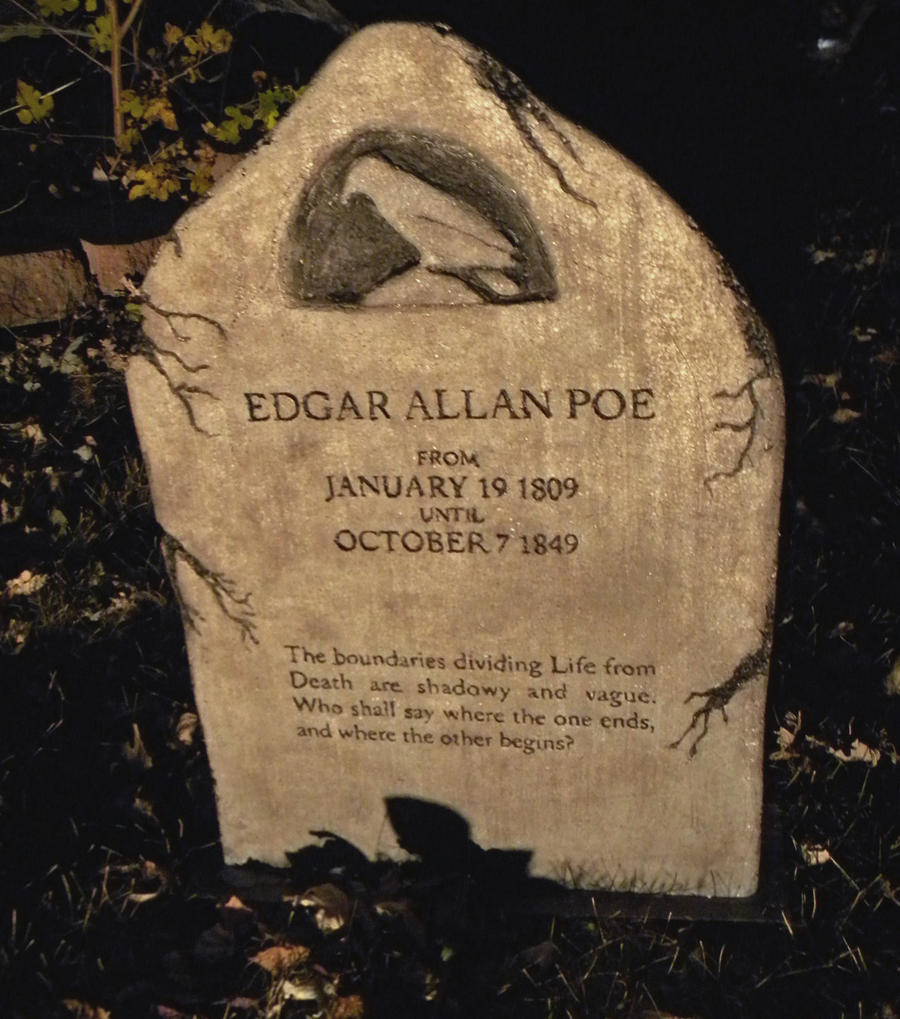 3 07 edgar allan poe 307 edgar allan poe anti-transcendentalism in the work of edgar allan poe life and death are concepts that are widely known by men and women of all cultures.