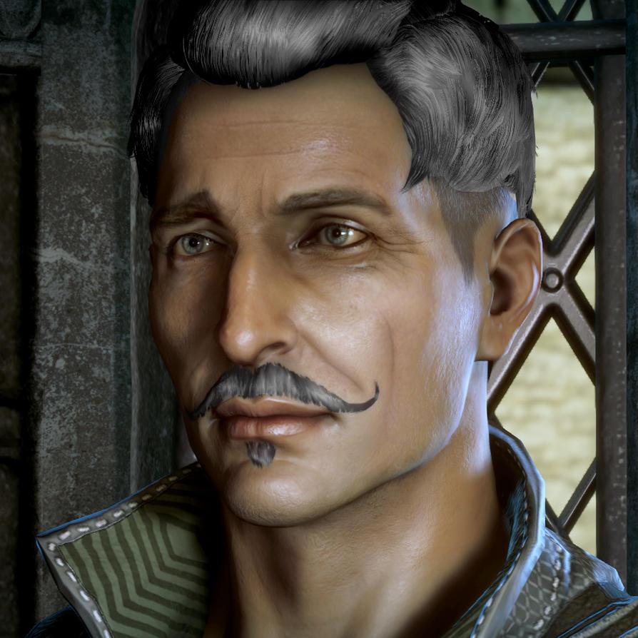 Old Dorian by blablover5