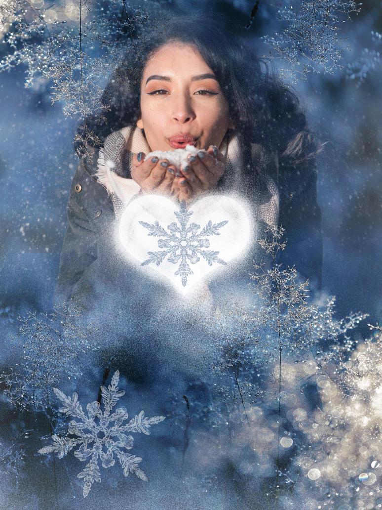 Winter Love by blablover5