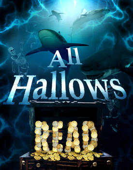 Underwater All Hallows Read Poster