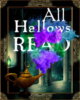 Genie Lamp All Hallows Read