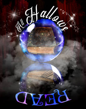 Fortune Teller All Hallows Read poster