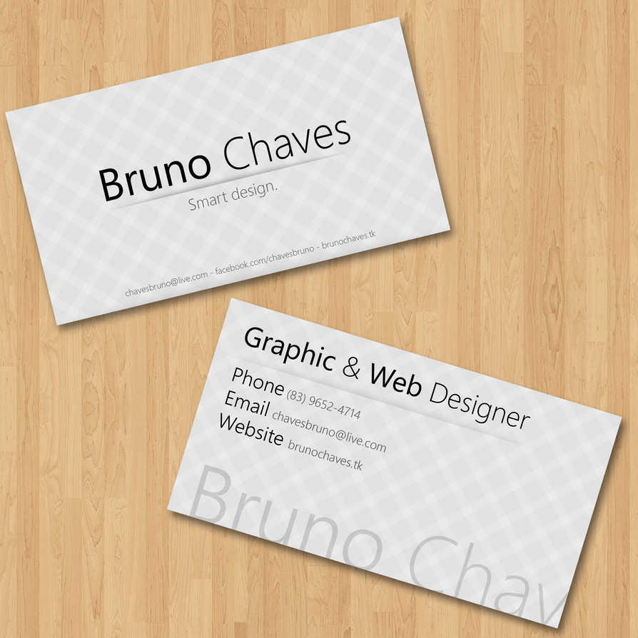 A smart business card by srjaca on DeviantArt