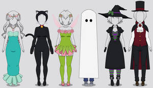 Kisekae Costume Collection 2: Fantasy (w/ codes)