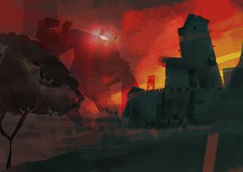 Castle by vjblind