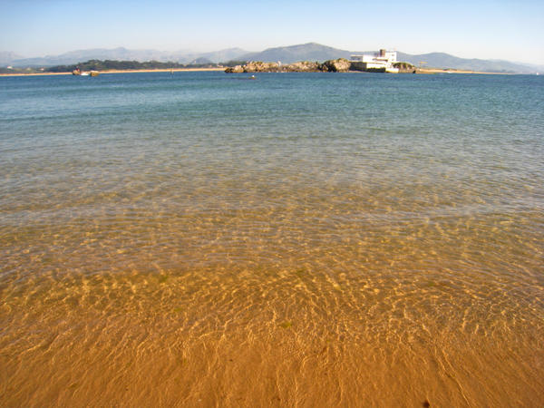 Playa de Santander by dyio